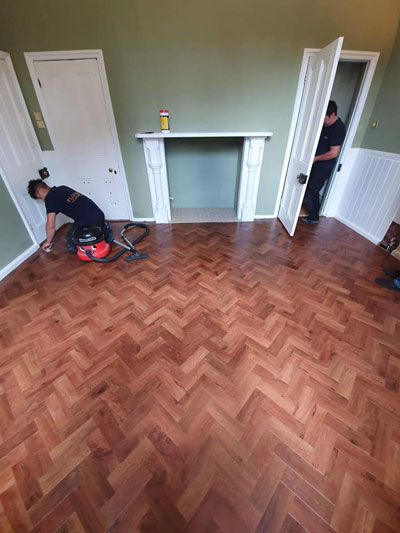 More Recent Flooring Projects 2020