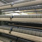 Lawton Yarns wool and synthetic yarn used for carpet making