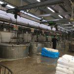 Lawton Yarns - washing process