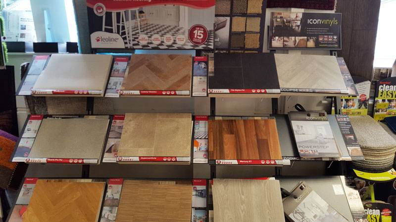Vinyl floor coverings - Floor Styles in Ledbury & Leominster