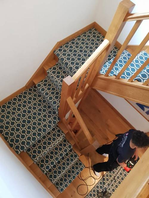 Alternative Flooring Staircase by Floor Styles